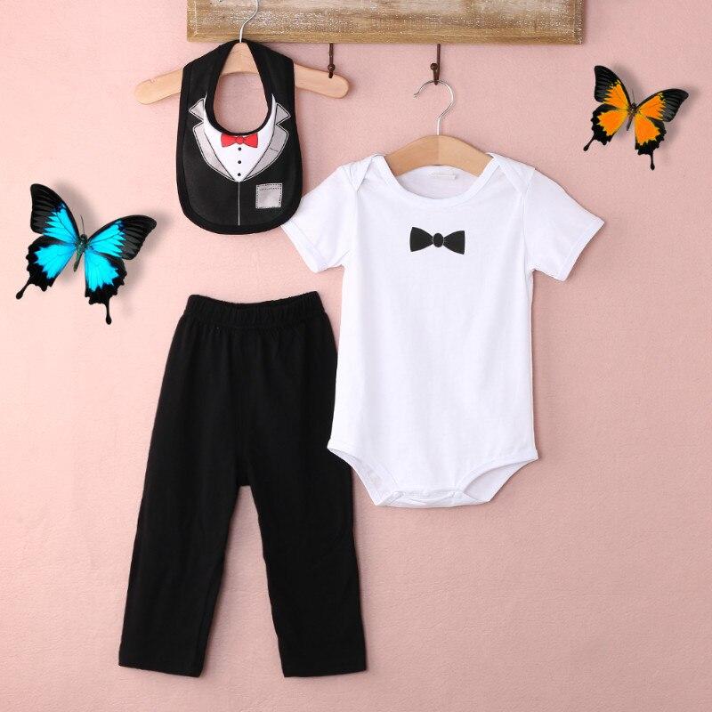 Compra pantalones del bebé ropa formal online al por mayor de ...