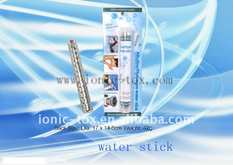 alkaline hydrogen water stick WTH 504 , free to USA 3 plate water ionizer alkaline water machine wth 803
