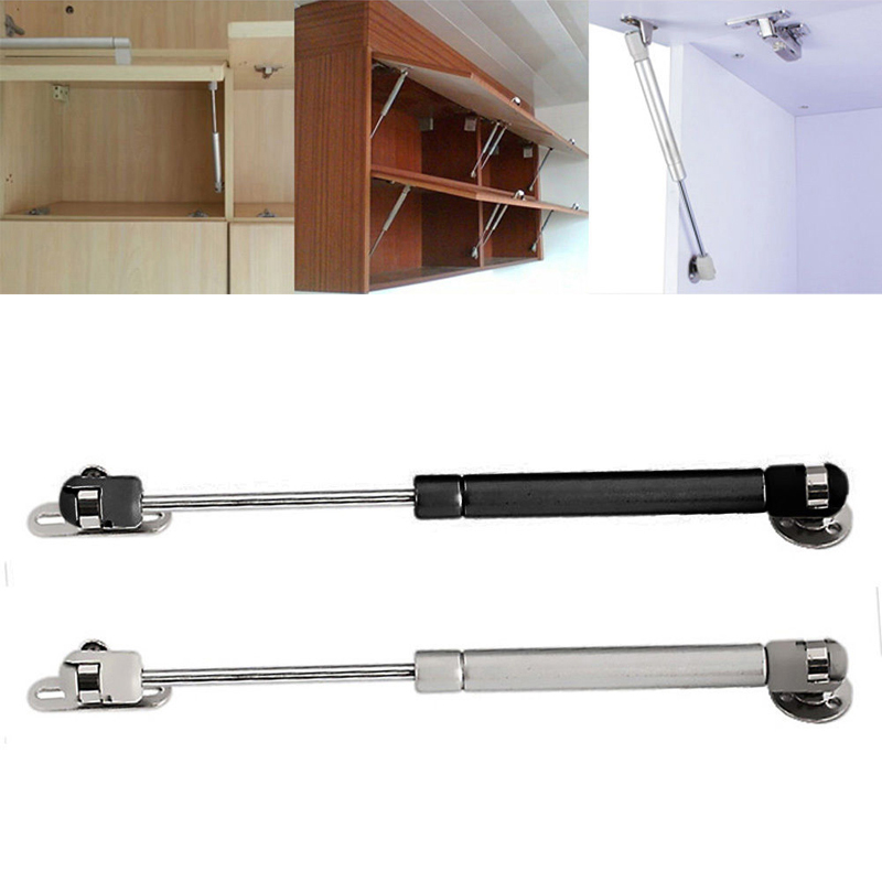 Kitchen Cabinet Hinges Door Lift Gas Spring Stay Pneumatic Hydraulic Support Rods For Furniture Hardware Tools Mayitr 2pcs set stainless steel 90 degree self closing cabinet closet door hinges home roomfurniture hardware accessories supply