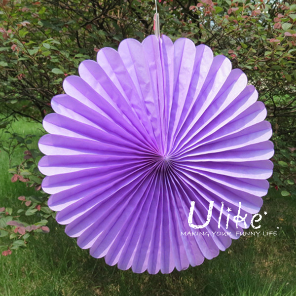 10 200ps Free Shipping Honeycomb Flower Fan Design Paper Lanterns