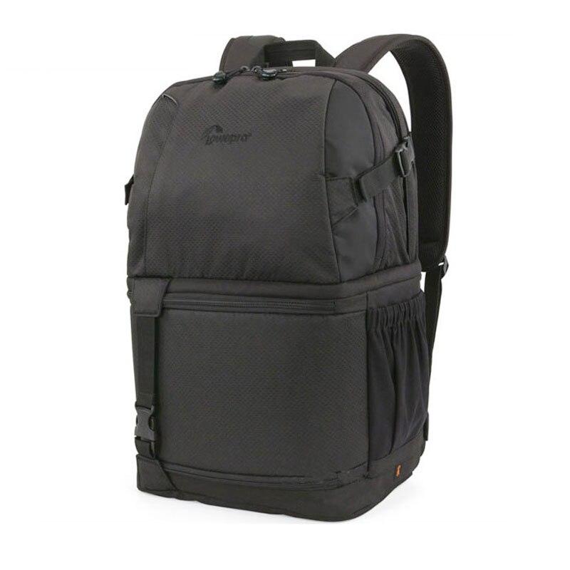 Envío rápido Video DSLR Lowepro Fastpack 250 AW DVP 250aw bolso de la cámara réflex 15 Laptop y lluvia cubierta al por mayor