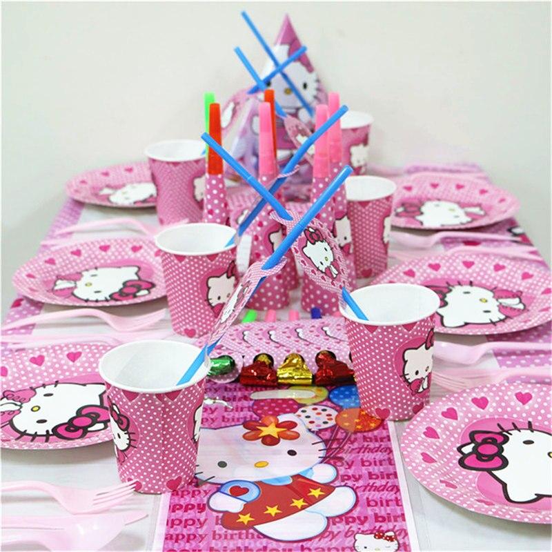 Hello Baby Boy-Baby Shower Fiesta GAMA-Vajilla Globos /& Decoraciones CP {}