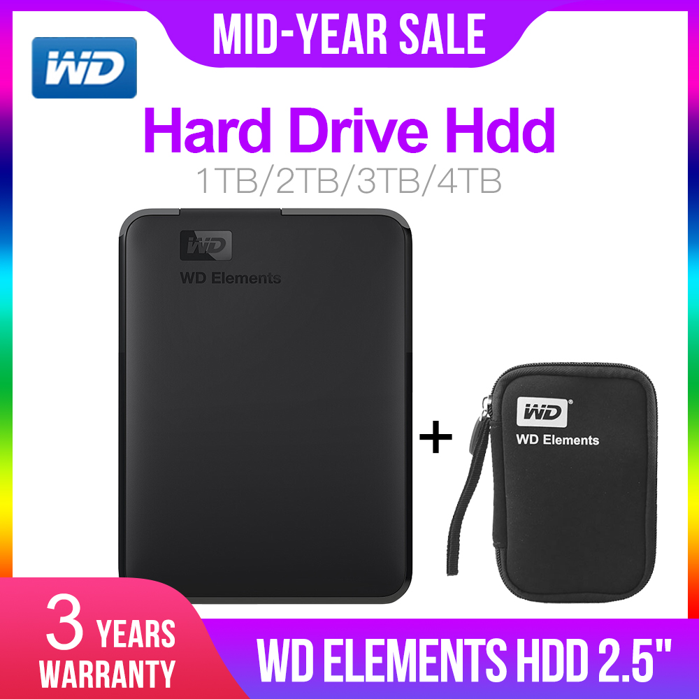 best top 10 external hdd drive wd list and get free shipping