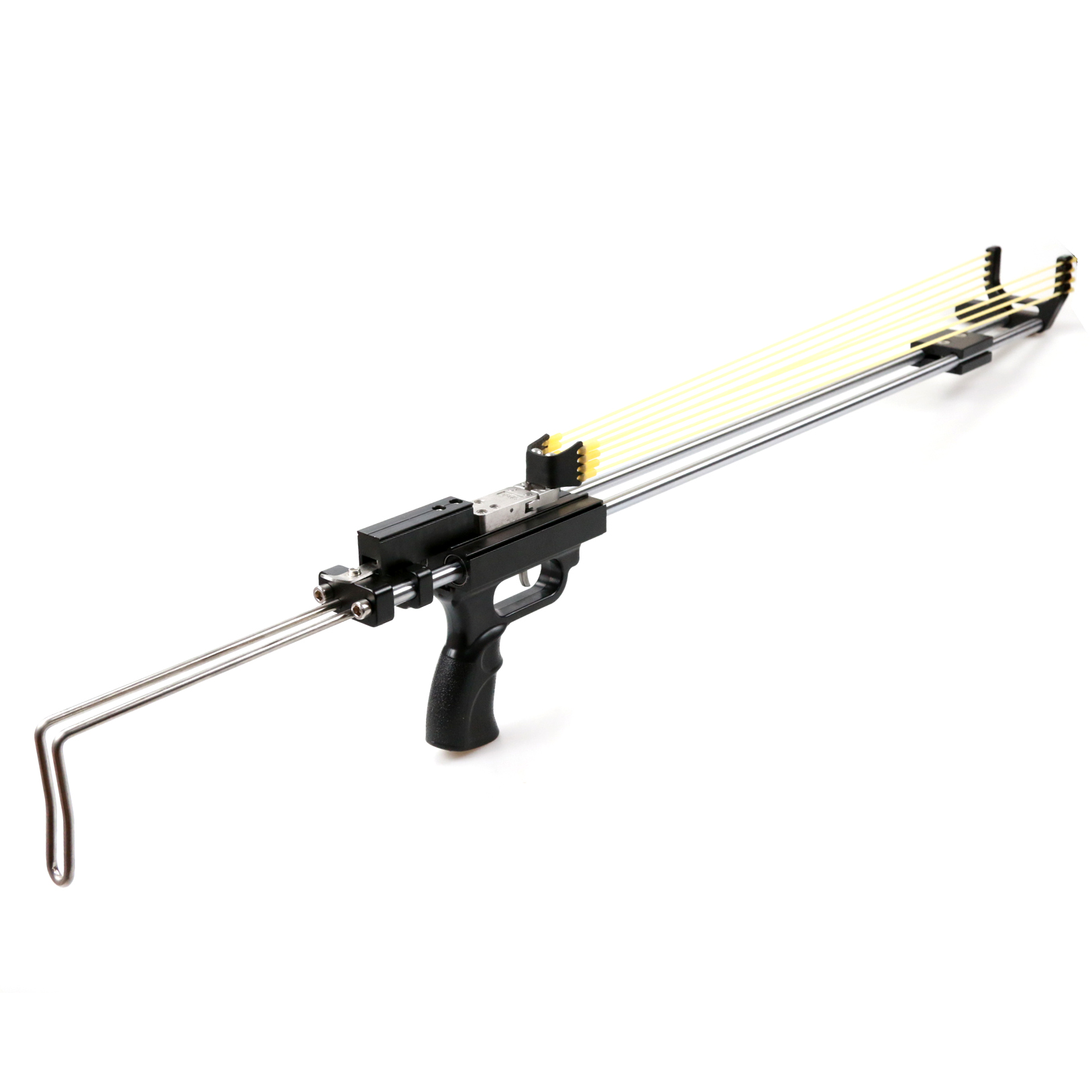 Wolf Smoothbore mechanical bow Slingshot Target shooting Gun Hunting Fising tools Long-range strike Catapult Bowsling Ammo ShotWolf Smoothbore mechanical bow Slingshot Target shooting Gun Hunting Fising tools Long-range strike Catapult Bowsling Ammo Shot
