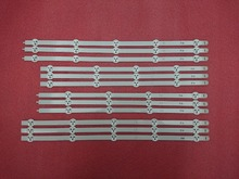 5set = 60 pezzi striscia di retroilluminazione a LED originale per LG 47LN5200 47LN5400 47LA6200 6916L 1174A 1175A 1176A 1177A 1259A 1260A 1261A 1262A
