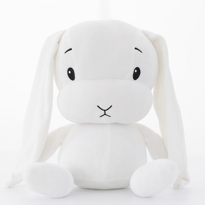 Stuffed e Plush Animais bebê brinquedos presente de natal Forma : Rabbit