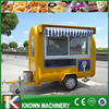 220H Mobile Food Carts Trailer Ice Cream Truck Snack Food Carts Customized For Sale