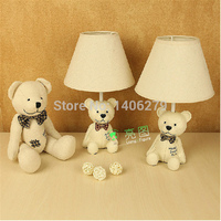 LED cartoon bear desk lamp Creative table light led bedroom atmosphere light indoor lamp 150834