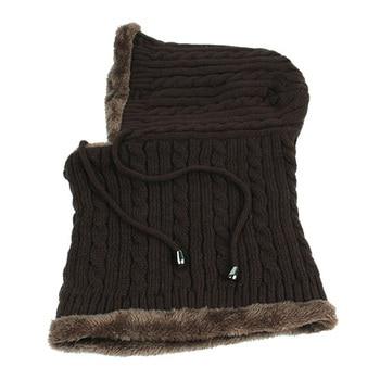 Aetrue Χειμερινή μάλλινη κουκούλα μάσκα με εσωτερική επένδυση για εξαιρετικά χαμηλές θερμοκρασίες