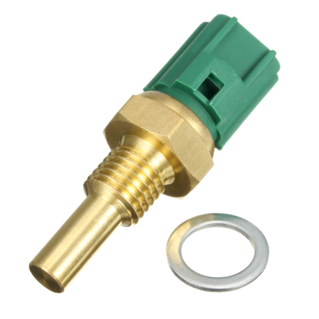New Engine Coolant Temperature Green Sensor For Ford /Toyota /Lexus on gm coolant, honda coolant, yamaha coolant, is300 coolant, radiator coolant, acura coolant, jaguar coolant, audi coolant, subaru coolant, mitsubishi coolant, john deere coolant, volvo coolant, mercedes coolant, land rover coolant, chrysler coolant, ford coolant, nissan coolant, antifreeze coolant, toyota red coolant,