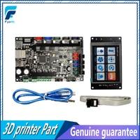 3D Printer Parts MKS TFT32 Controller Display MKS SBASE V1 3 Smoothieboard 32 Bit Open Source
