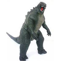 110 см Монстр динозавров фигурку игрушка аниме мультфильм коллекция куклы детские игрушки силиконовые подвижные совместных Juguetes подарок дл
