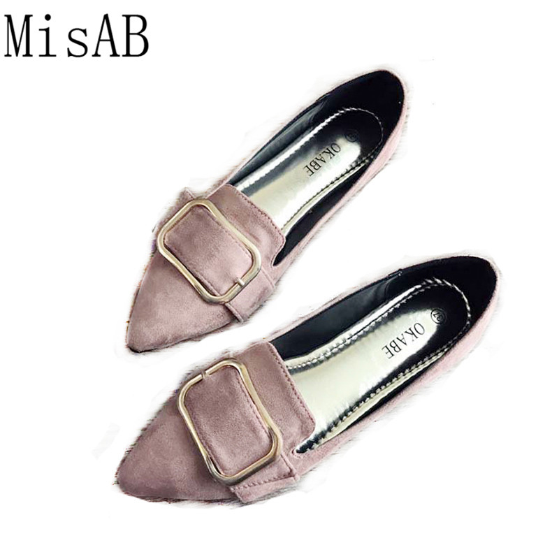 Fashion Women Shoes Woman Flats Casual Comfortable pointed ...