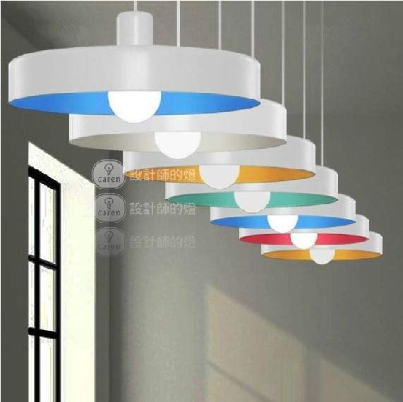 ikea lighting chandeliers. [ Designer ] Japanese Restaurant Bar IKEA Lamp Color Dick Chandelier  Single Head Rainbow Ikea Lighting Chandeliers R