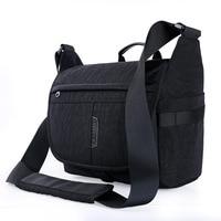 Carreell Retro Rainproof Cover Bag Lens Case Universal Crossbody Bag DSLR Camera Shoulder Bags for Canon Camera Nikon Sony Rx100