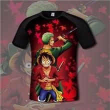 One Piece  Printed flexible shirt