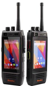 Image 3 - Original Runbo H1 IP67 resistente impermeable teléfono Android DMR Radio VHF UHF PTT Walkie Talkie Smarpthone 4G LTE 6000MAH MTK6735 GPS