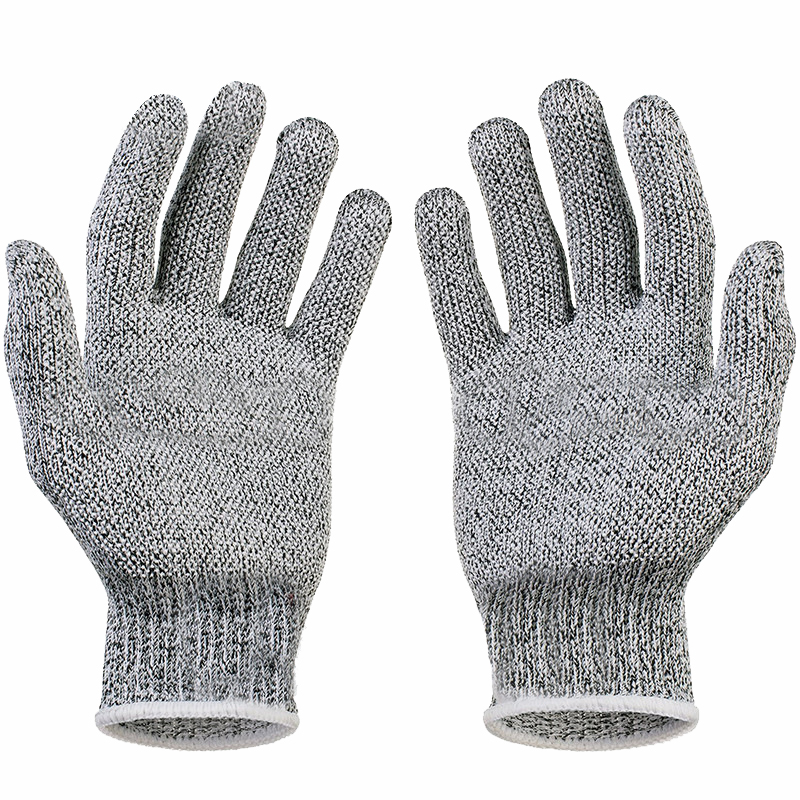 Hoomall Gray Factory Outlet High-end Dinima Anti-cut Gloves HPPE Anti-cutting Kitchen Food-grade Slaughter Gloves S M L XL XXL 1kg l methionine food grade 99% l methionine