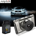 Anytek Car DVR A100+ Novatek 96650 Car Camera AR0330 1080P WDR Parking Monitor Night Vision Black Box 170 Wide Angle Vehicle Car