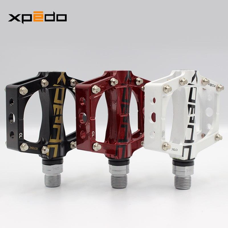 Wellgo Xpedo XCF09AC TRAVERSE 9 Pédale de Plate-Forme