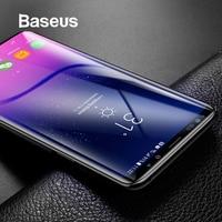 Baseus 3D поверхности закаленное Стекло для samsung S9 S9 плюс полный охват Экран протектор для samsung Galaxy S9 S9 плюс Стекло