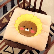1pc 40*35cm Kakao Friends Baby Series Plush Cushion Stuffed Kawaii Cartoon Love Doll Kids Children Toys Pillow Valentine Gift(China)