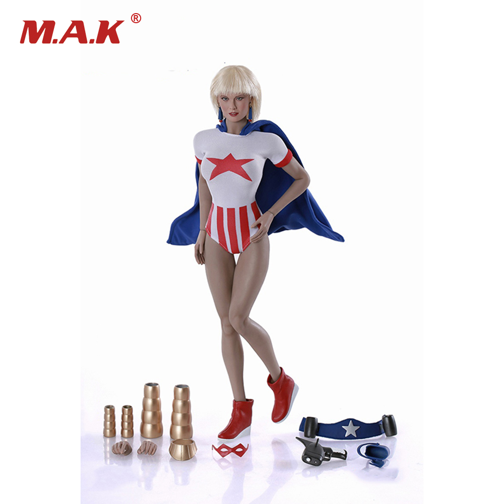 PL2014 74 Stormy Tempest 1/6 Scale Full Set Figure Sexy Superwoman Action Figure Collections Gifts Body Head and Accessories