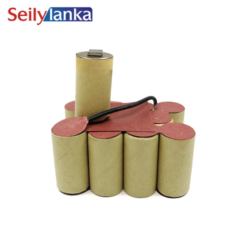 3000mAh for Skil 14.4V Ni MH Battery pack CD 2610397853 self-installation - discount item  15% OFF Accessories & Parts