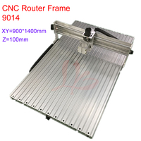 CNC fräsen maschine rahmen LY-9014 CNC drehmaschine 900*1400mm arbeits bereich