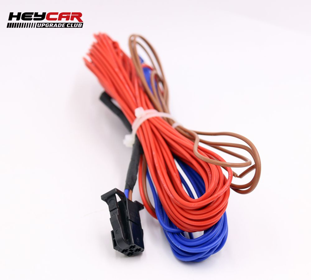 For Vw Jetta M5 Mk6 Tiguan Rgb Rear View Reversing Camera Harness Wiring Cable Wire Rcd510 Rns510 In Cables Adapters Sockets From Automobiles Motorcycles On