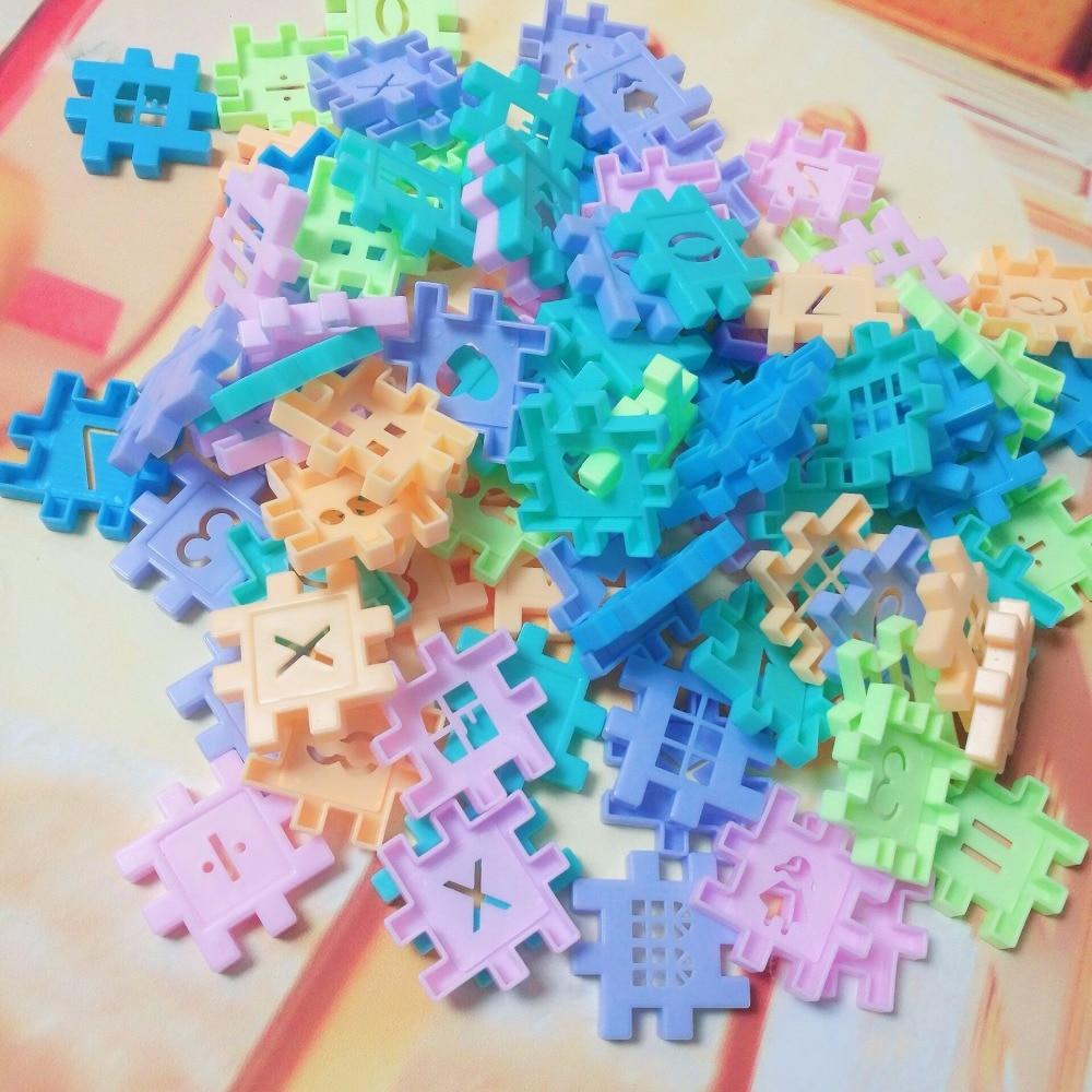 96 unids Juguetes para Bebés Bloques de Construcción Digital - Juguetes de construcción - foto 5