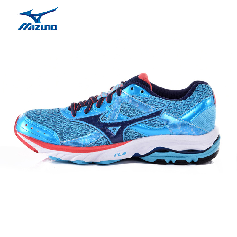 MIZUNO Women WAVE ELEVATION 2 Breathable Light Weight Cushioning Jogging Running Shoes Sneakers Sport Shoes J1GL151792 XYP341 mizuno wave paradox 2 mizuno mznj1gc1540