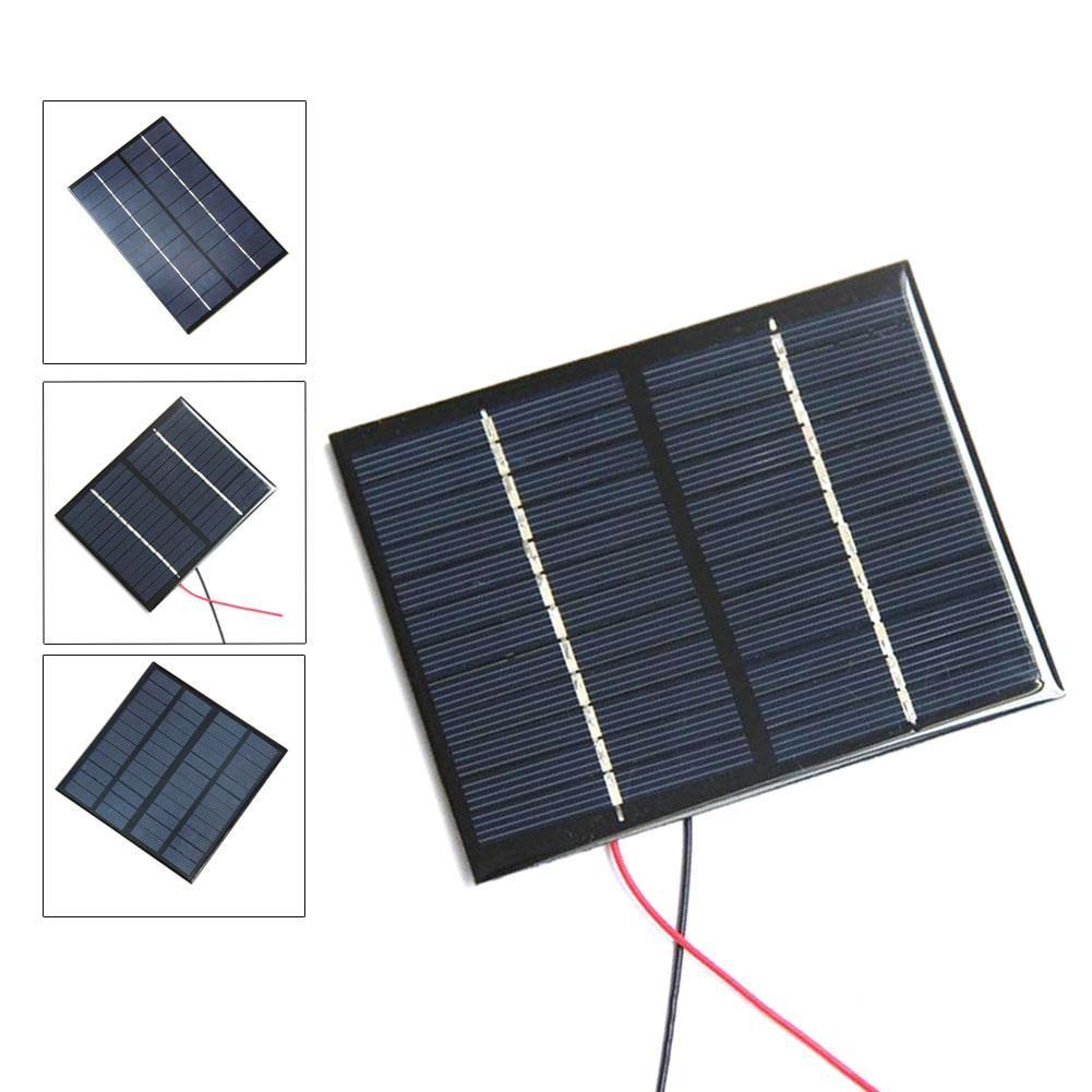 NEW POWERUP BSP-512 SOLAR PANEL ALUMINUM FRAME 5W 17V 15/' CORD BLOCKING DIODE IG