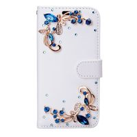 For Xiaomi Redmi Note 5A Rhinestone Case Luxury Bowknot Crystal Bling Diamond Leather Case For Xiaomi