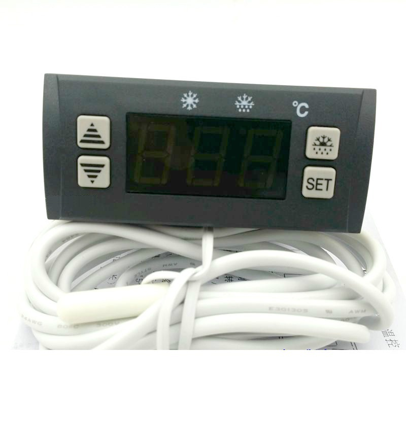 SF-102B Temperature Controller -45C~66C 30A for Refrigerator freezer dts24f19 35bc [ circular mil spec connectors dts 66c 66 22d skt r] mr li