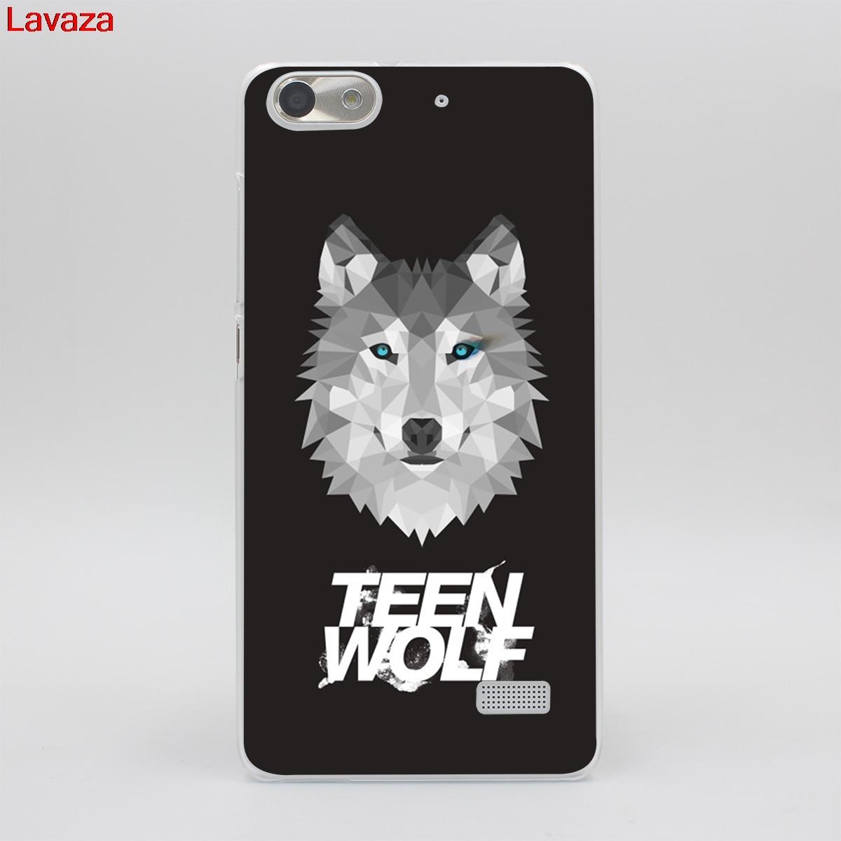 Lavaza Coque teen wolf Hard Phone Case for Huawei P10 P8 P9 Lite ( 2015 2016 2017 ) Plus Honor 9 Lite