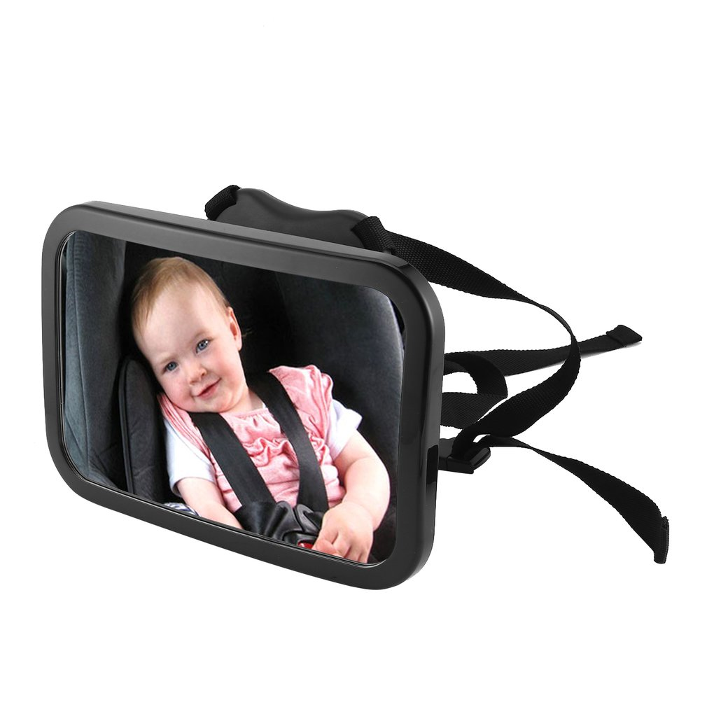 1X Car Truck Easy View Rear Back Seat Baby Child Safety Mirror Suction Mirro ua