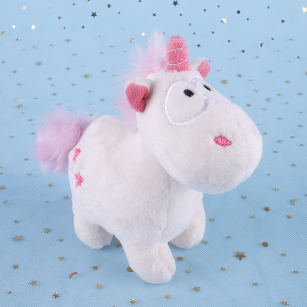 Dropwow Lovely Unicorn Soft Plush Doll Kids Toys Unicorn Soft