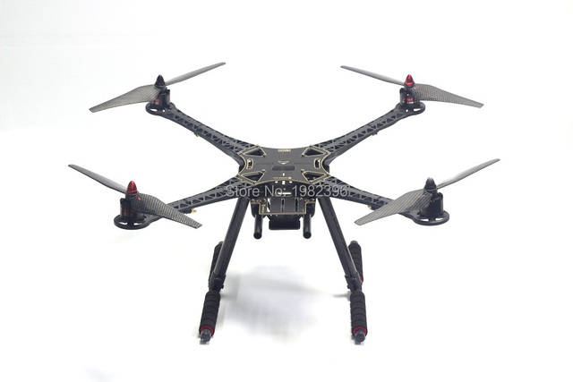 S500 500mm Quadcopter Multicopter Frame Kit +APM2.6+2212 920KV ...
