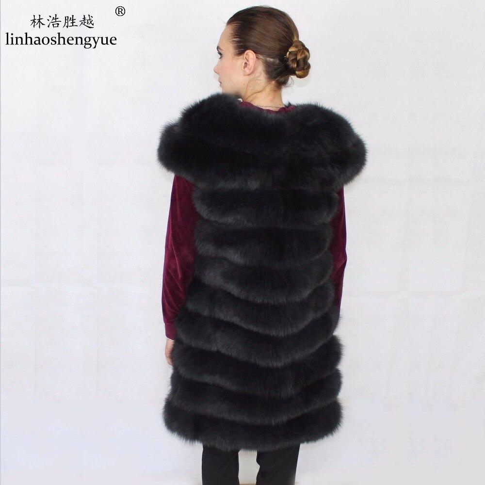 Linhaoshengyue 90 սմ մեծ ուսի երկարությունը - Կանացի հագուստ - Լուսանկար 2