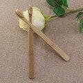 1 pcs escova de bambu natural Puro verde e Ultra Macio escova de dentes