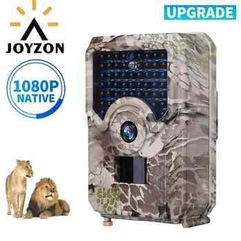 JOYZON HD 1080P Hunting Camera 12MP 49pcs 940nm Infrared LEDs Night Vision Hunting Traps Wildlife Trail Camera Animal Photo Trap - DISCOUNT ITEM  40% OFF All Category