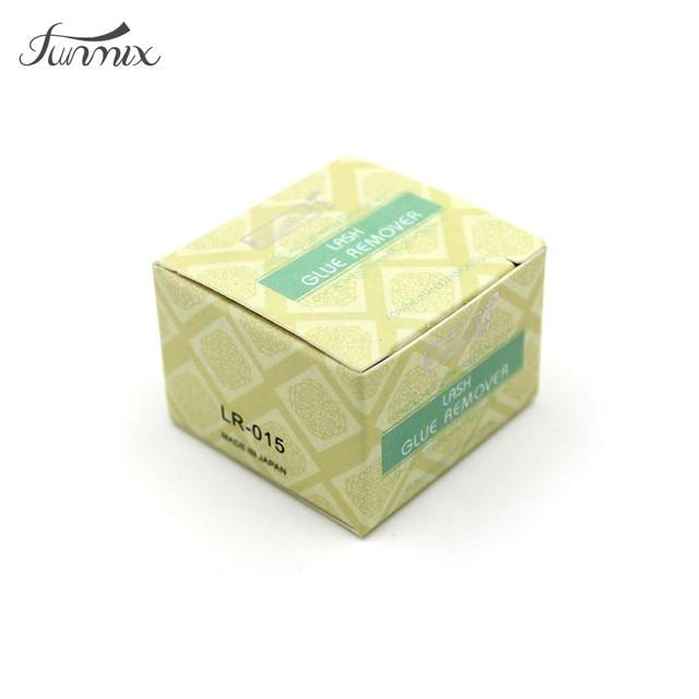 חדש מקצועי Fase ריס דבק מסיר ריס הרחבות כלי קרם 5g תוצרת יפן Fragrancy ריח דבק Remover