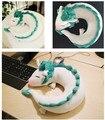 Anime Hayao Miyazaki Chihiro Haku Lindo Muñeco de Peluche de Juguete Almohada para el Cuello en Forma de U