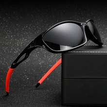 2017 Polarized Night Vision Glasses Men Top Quality Male Sunglasses Fishing Sports Eyewear Brand Design UV400 Men Oculos KP1003