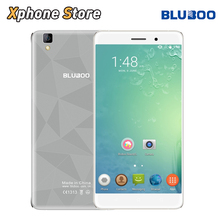 Оригинальные bluboo майя 5.5 дюймов android 6.0 16 ГБ rom 2 ГБ оперативной памяти MTK6580A Quad Core 1.3 ГГц 13.0MP Dual SIM 3000 мАч 3 Г WCDMA Мобильного Телефона