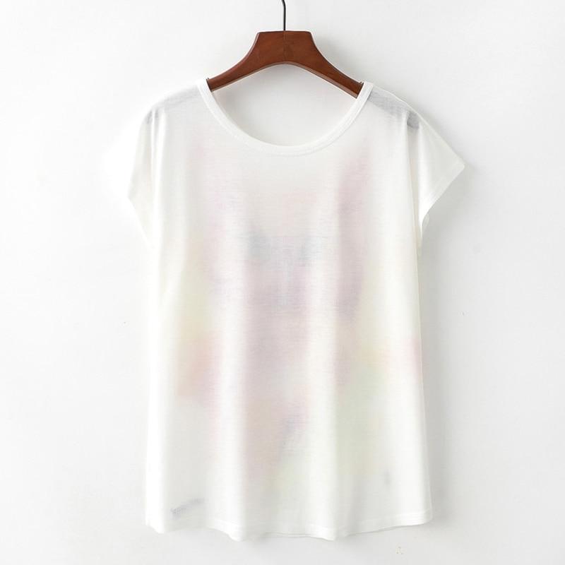 Women's Elephant Print T-Shirt 5