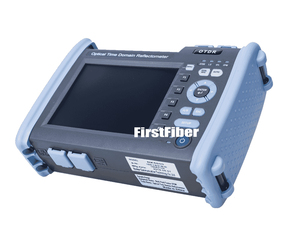 Image 3 - FF 990PRO S1 OTDR 1310/1550nm 35/33dB Reflectometer מובנה VFL OPM OLS מגע מסך, עם SC ST FC LC מחבר