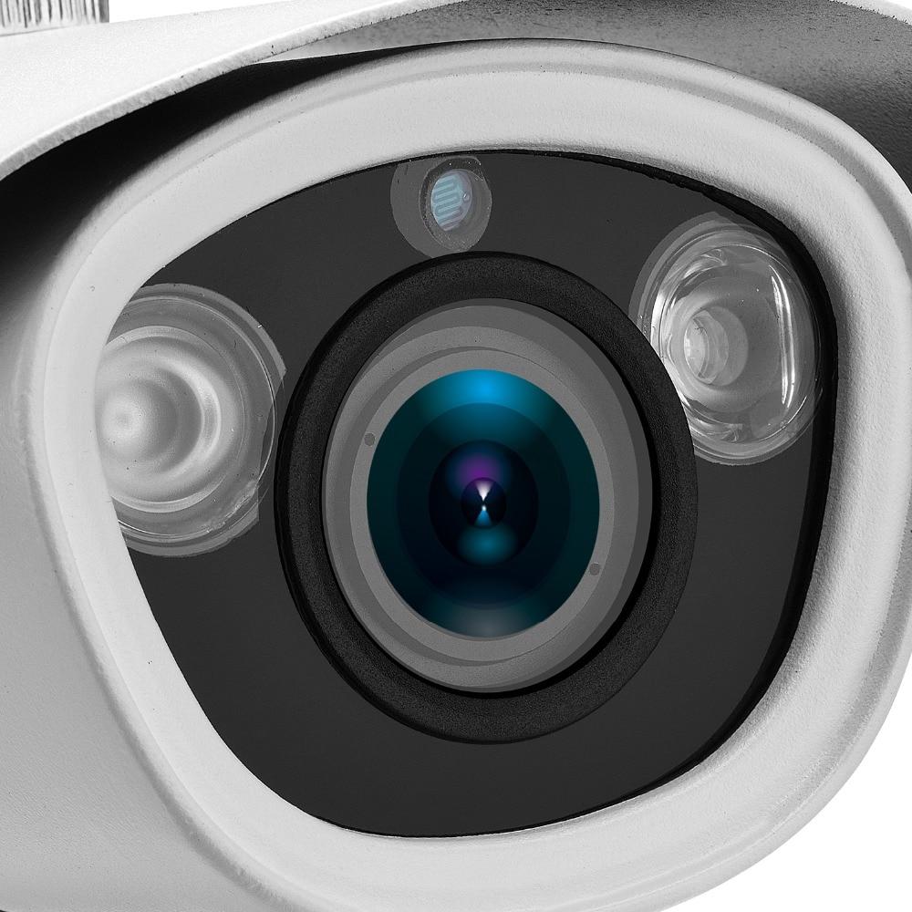 SUCAM 2.8-12mm Varifocal ONVIF IP Camera 2.0MP 4.0MP Waterproof Home Security Video Surveillance CCTV Camera 2Pcs Array IR Leds 6