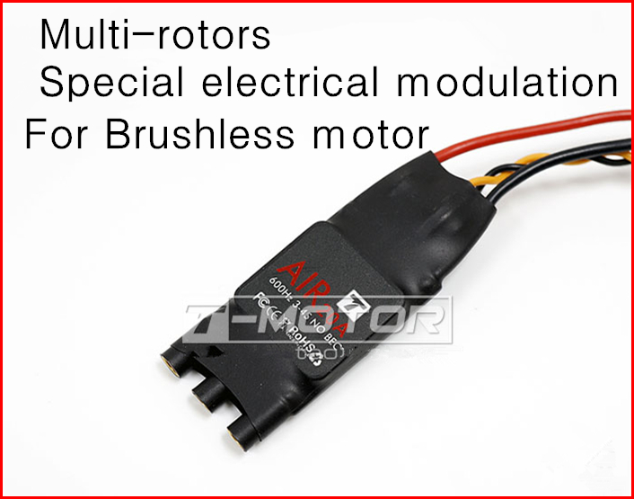 10A Multiaxial/multi-rotors Special electrically controlled brushless motor,Electrical variable AIR With Banana plug(10A/15A)